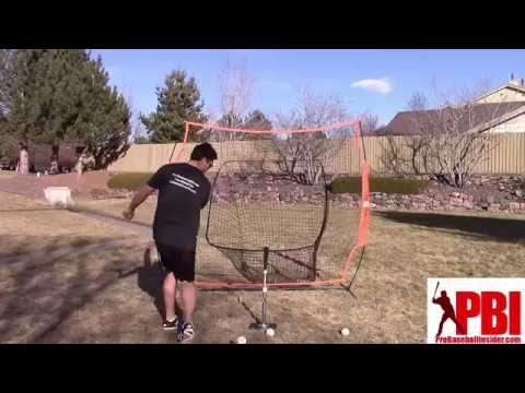 Best baseball practice nets, part 2 - Review of the Bownet Big Mouth travel net