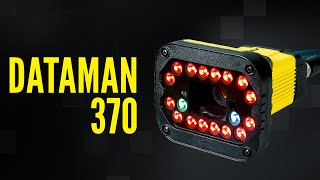 DataMan 370 Barcode Reader with High Powered Integrated Torch