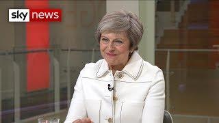PM tells Sky News: