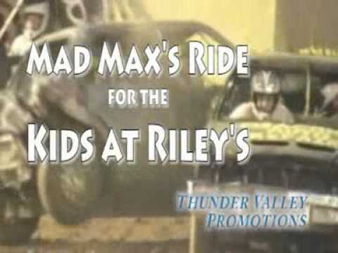 Mad Max's Ride for the Kids at Riley's (Thunder Valley Promotions)
