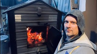 Has My OUTDOOR WOOD BOILER Already Paid for Itself?