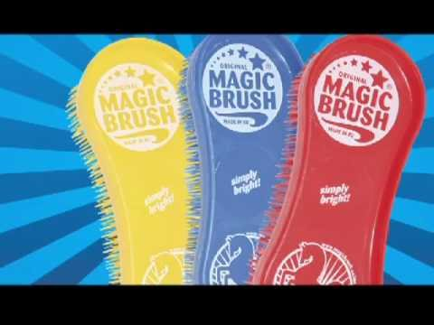 Plastikstrigle   Magic Brush