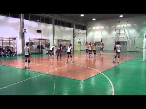 Preview video III Div. Femminile - 11a Giornata 10-02-2015 - Curno2010Volley VS Polisportiva Berbenno