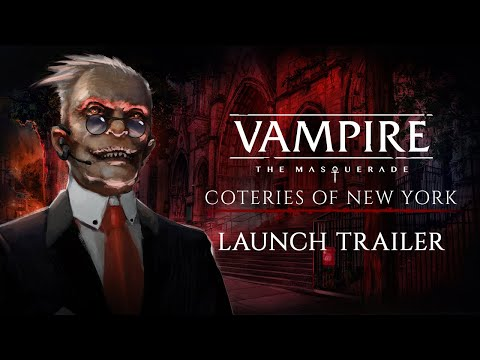 Vampire: The Masquerade – Coteries of New York Deluxe Edition