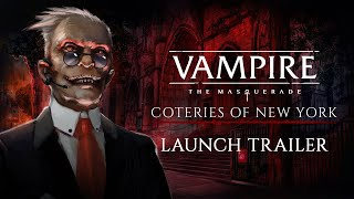 Picture of a game: Vampire The Nasquerade: Coteries Of New York