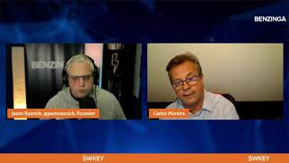 WISeKey's CEO, Carlos Moreira was on Benzinga's 'Power Hour' To Discuss WISeKey's NFT Technology