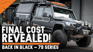 $$$ How much BACK IN BLACK [79 Series] really costs! 😱