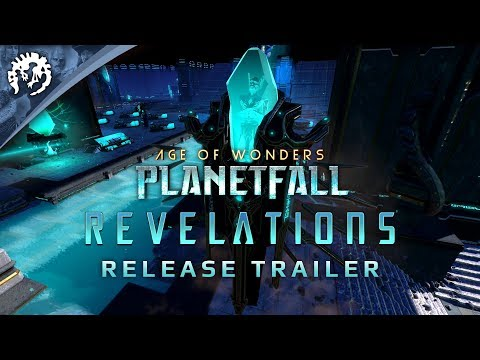 Age of Wonders: Planetfall REVELATIONS - Release Trailer thumbnail