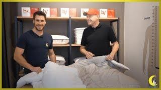 Innovative Kissen, Bettdecken und Matratzen von Beyosa | Interview