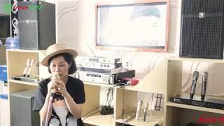 Giới Thiệu Và Test Micro Karaoke VN999 VinaKTV