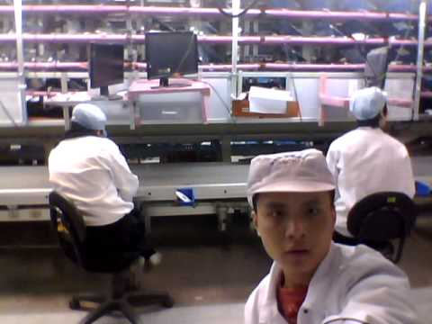 Hidden Test Video Shows What Life In A Computer Factory Is Really Like