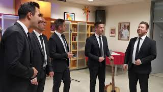 Kvintet Aeternum ob 18. letnici DSO Ljutomer