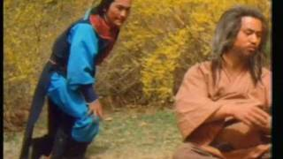 Old Beggar Uses His Fat Belly To Defeat Thugs  Funny Kung Fu Movie Fight Scene