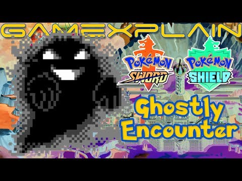 A Ghostly Encounter in Pokémon Sword & Shield! (The Sad Love Story)