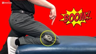 How to Get Rid of Arthritic Knee Pain in 30 SECONDS