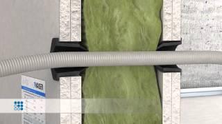 Leitungs- und Rohrschott Systeme LS 90 / RS 90, 66.178.11-15