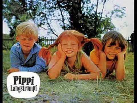 Pippi Langstrumpf Lied Youtube