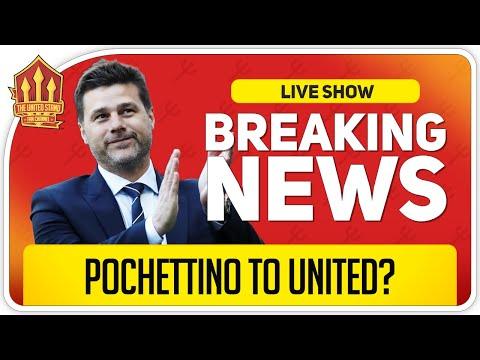 Pochettino Sacked! Get Poch In? Man Utd News Now