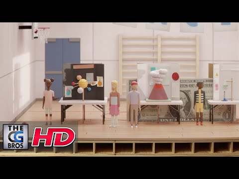 """CGI 3D Animated Spot: """"Cause an Effect"""" – by Nexus Studios"""