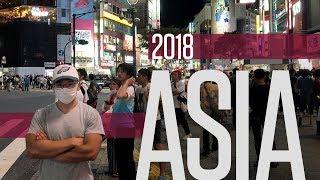 Asia Vacation 2018: Seoul + Osaka + Kyoto + Tokyo