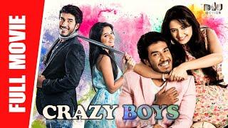 Crazy Boys - New Hindi Dubbed Full Movie   Dilip Prakash, Ashika Ranganath   Full HD