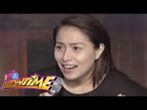 It's Showtime Ansabe: Cristine Reyes