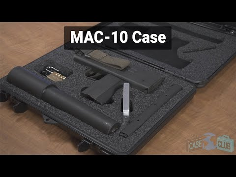 MAC-10 Case - Featured Youtube Video