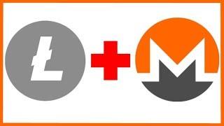 Litecoin and Monero Partnership - LTC XMR Atomic Swap