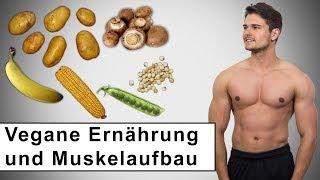Top 10 wichtige vegane Lebensmittel für den Muskelaufbau
