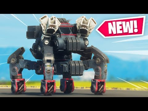 Just Cause 4 - NEW MECH BRAWLER BEAST!