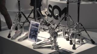 Musikmesse 2017 SONOR Drums Hardware News (english)