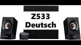 Logitech Z533 Erfahrungsbericht