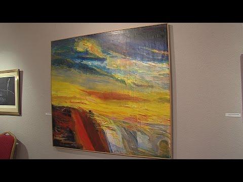 Várnegyed Galéria - Vendégségben Budán - video preview image