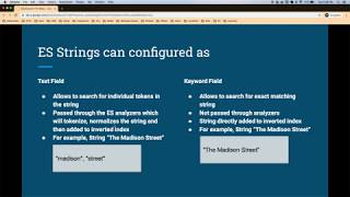 Term vs Match Query in Elasticsearch