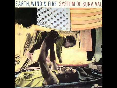 Earth Wind & Fire - System of survival (12 inch version)