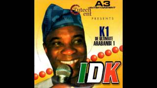 Download Video K1 De Ultimate - IDK MP3 3GP MP4