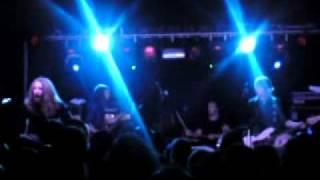 The Answer - Evil Man - 15/10/2011