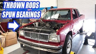 The S10 Was NOT Blown Up...Somehow It's Running Again!!