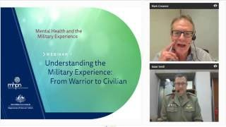 Mental Health Provider Podcast: Understanding the Military Experience