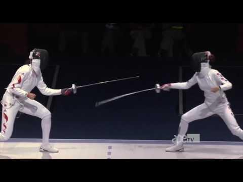 Rio 2016: Esgrima, segundo objeto mais rápido das olimpíadas ep. 09