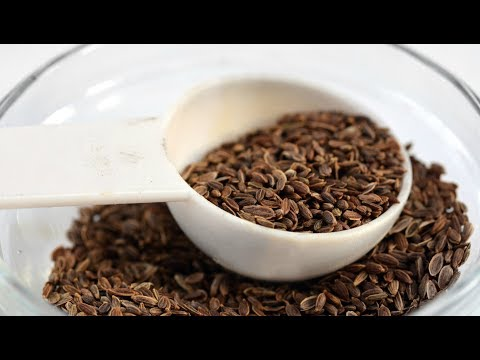 СЕМЕНА УКРОПА: рецепты для омоложения, от бессонницы, высокого давления, головной боли...