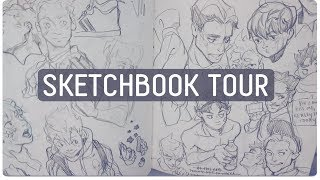 SKETCHBOOK TOUR // 2017 - 2018