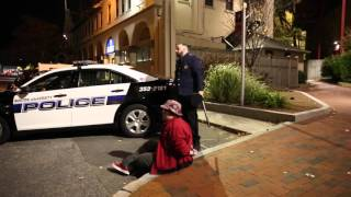 <b>Just Juice </b> When Spitting Fire Outside A Police Station Goes Wrong