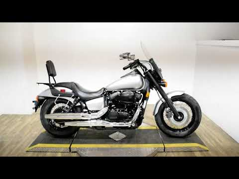 2015 Honda Shadow Phantom® in Wauconda, Illinois - Video 1
