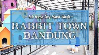 Info Harga Tiket Masuk Rabbit Town Bandung, Nikmati Berbagai Spot Foto Instagramable