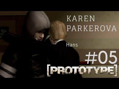 KAREN PARKEROVÁ - PROTOTYPE | #05 CZ/SK