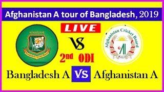 Afghanistan A Vs Bangladesh A Live | Live Cricket Match Today Ban A Vs Afg A | Afg A Vs Ban A Live