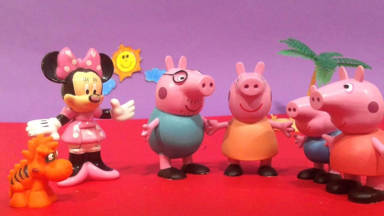 Peppa Pig y los Zomlings