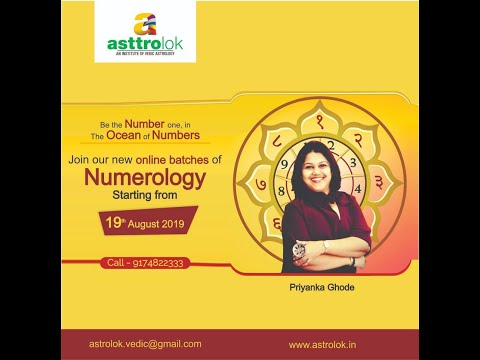 Best Astrology courses for beginners | Numerology Online ...