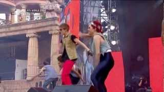 Justin Bieber  - Baby Live At MTV World Stage Malaysia 2012